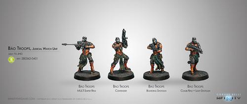 Bao Troops, Judicional Watch Unit