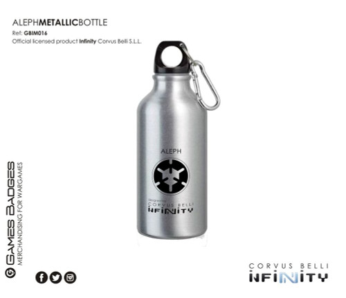 INFINITY Metallic Bottle