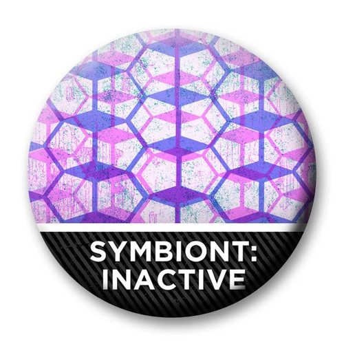 Warsenal - MAGNETIC INACTIVE SYMBIONT MARKER
