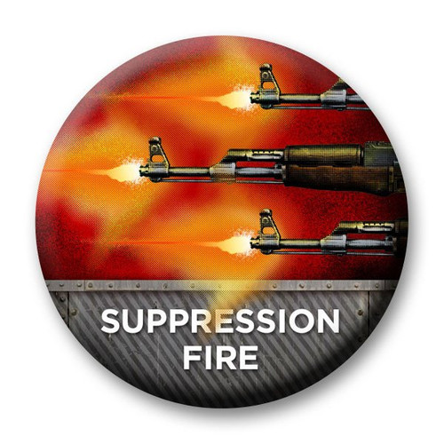 Warsenal - MAGNETIC SUPPRESSION FIRE MARKER
