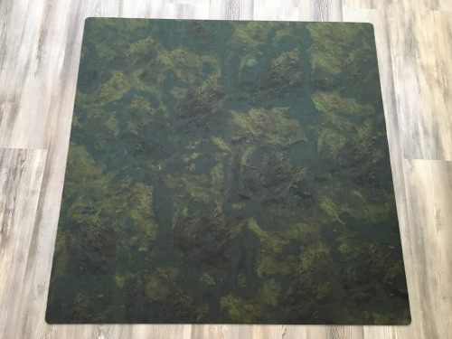 Urbanmatz War Game Mat - 48x48inch - Swamp
