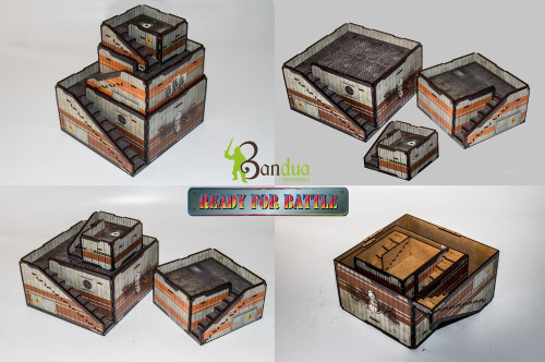 Bandua -  Q-Building BETA