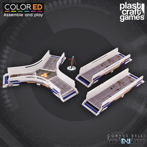 Plast Craft ColorEd  Walkway Set