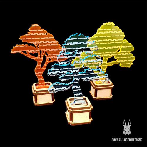 Holo Trees (Jackal Designs)