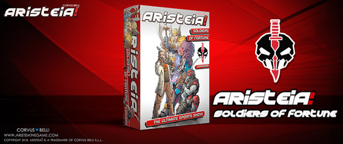 ARISTEIA SOLDIERS OF FORTUNE