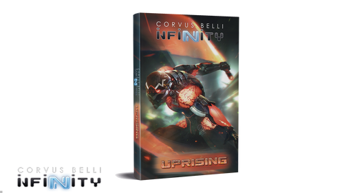 Infinity Uprising Book