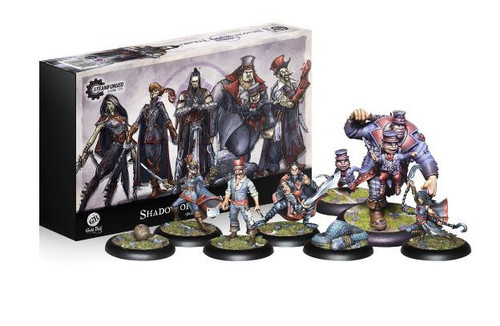 Guild Ball The Union Shadow of the Tyrant