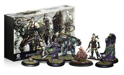 Guild Ball The Morticians Guild Strings of the Spirit Weaver