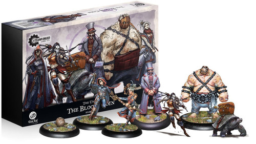 Guild Ball The Union The Bloody Coin