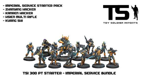 TSI 300pt Starter - Imperial Service