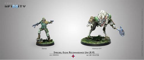 STRELOKS K9 Kazan Reconnaissance Unit