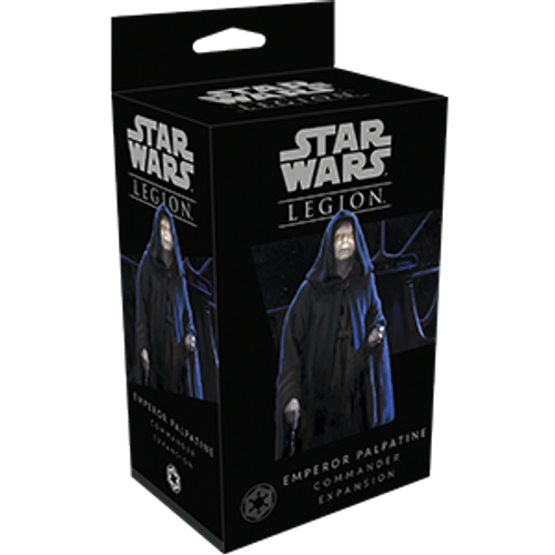 (PREORDER) Star Wars Legion Emperor Palpatine (OCT)