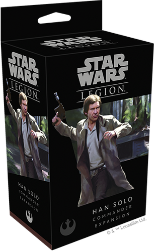 Star Wars Legion Han Solo