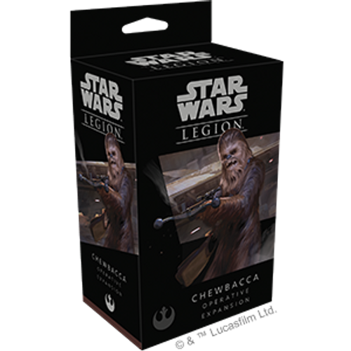 Star Wars Legion Chewbacca Operative
