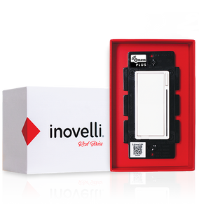 Unboxed Red Series Dimmer Switch (Z-Wave)