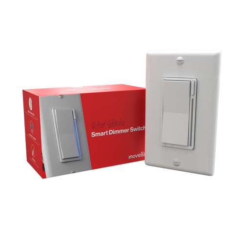Red Series Dimmer Switch (Z-Wave)