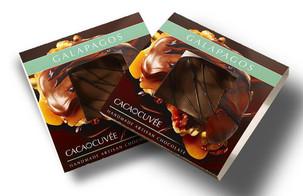 Cacao Cuvee Galapagos - Milk Chocolate