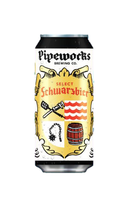 Pipeworks Select Schwarzbier 16oz can
