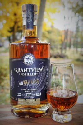 GrantView 40 Winks Barrel Proof Whiskey