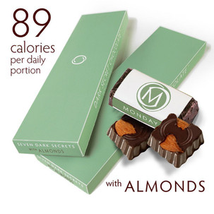 Cacao Cuvee Dark Secret 7 Day Almond