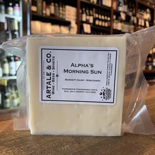 Alphas Morning Sun