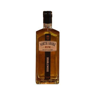 North Shore Distillery Doublewood Rum