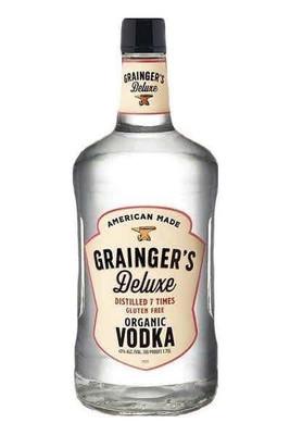 Grainger's Organic Deluxe Vodka 1.75 Liters