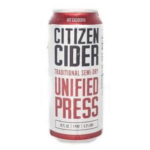 Citizen Unified Press 4pk 16oz can