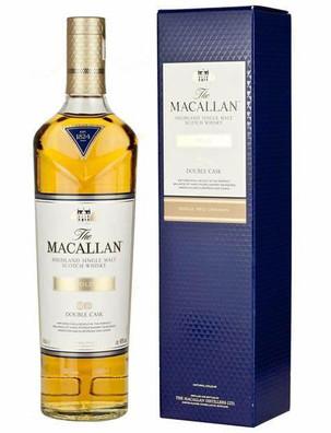 The Macallan Double Cask 12-year Single Malt Whiskey