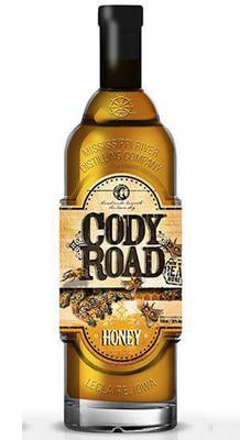Cody Road Honey Whiskey