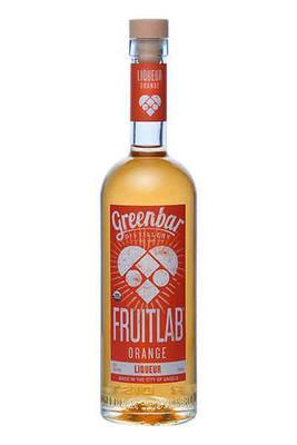 Greenbar Collective Tru Fruitlab Orange Liqueur