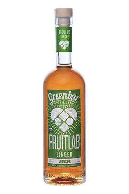 Greenbar Collective Tru Fruitlab Ginger Liqueur