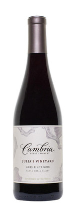 Cambria Julia's Vineyard Pinot Noir