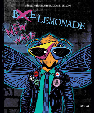 B Nektar New Wave Lemonade 500ml