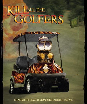 B Nektar Kill All The Golfers 500ml