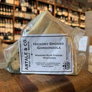 Hickory Smoked Gorgonzola