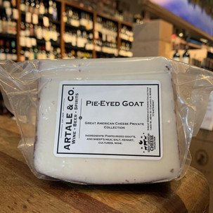 Pie Eyed Goat Cheese