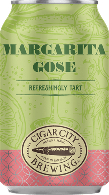 Cigar City Margarita Gose 6pk can