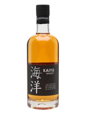 Kaiyo Japanese Whisky Mizunara Oak