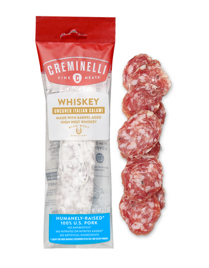 Creminelli Whiskey Salami 5.5oz
