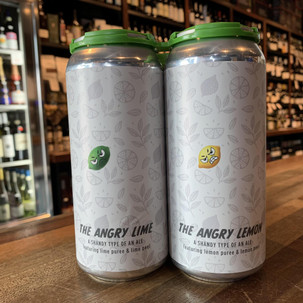 Triptych The Angry Lemon/Lime 4pk 16oz can