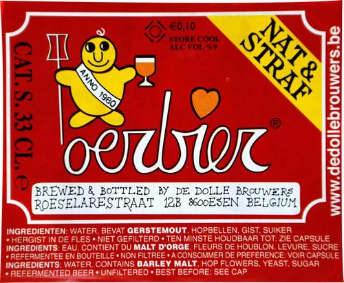 De Dolle Oerbier 330ml