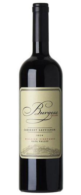 Burgess Napa Valley Cabernet Sauvignon