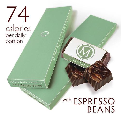 Cacao Cuvee Dark Secret 7 Day Espresso