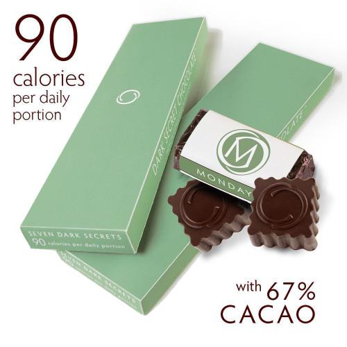Cacao Cuvee Dark Secret 7 Day Regular