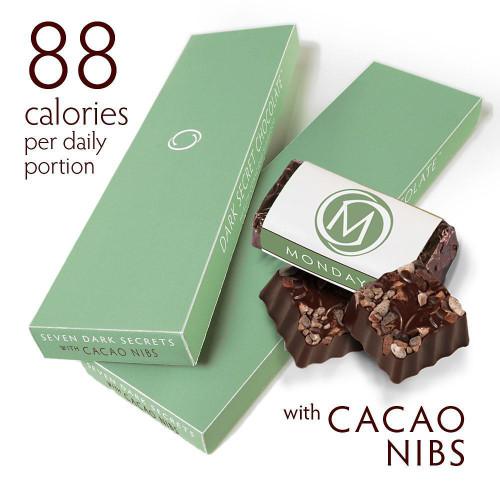 Cacao Cuvee Dark Secret 7 Day Cacao Nibs