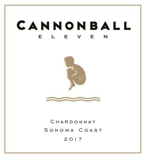 Cannonball Eleven Sonoma Coast Chardonnay