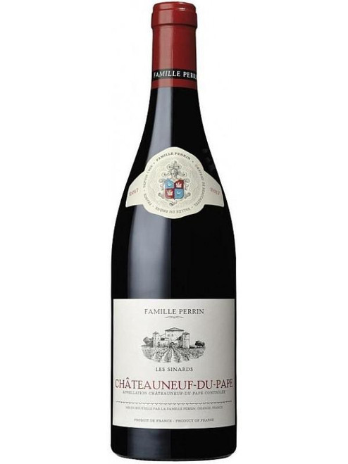 Famille Perrin Chateauneuf du Pape Les Sinards Rouge