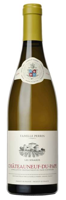 Famille Perrin Chateauneuf du Pape Blanc Les Sinards