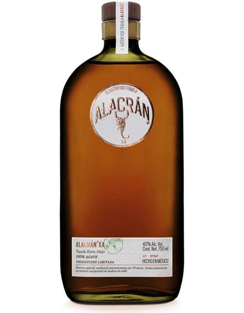 Alacran Tequila XA Extra Anejo 750mL